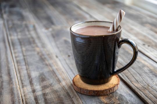 красива чаша за кафе