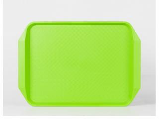 Табла сервиране 43/30см зелена, цена 4,75лв.