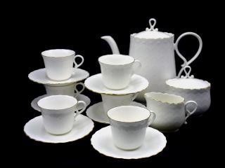 Сервиз кафе 15 части модел Ралица, цена 142,60лв.