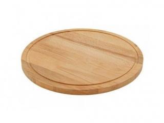 Дъска за рязане дърво 31см, цена 8,78лв.