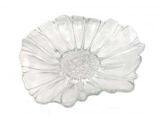 Стъклена фруктиера нестандартна форма, цена 8,95лв.