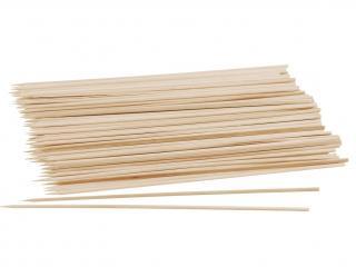 Дървени шишчета 30см, цена 0,78лв.
