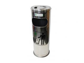 Пепелник външен Ф21см, цена 18,80лв.