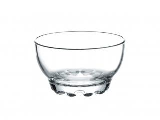 Стъклена купа за лед, цена 1,44лв.