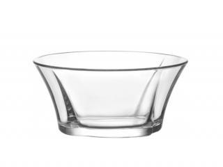 Стъклена купа за лед, цена 1,48лв.