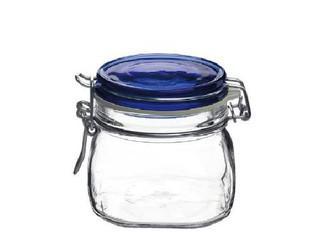 Буркан Фидо 0,5л син капак, цена 4,40лв.