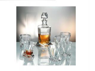 комплект гараф + 6 чаши уиски , цена 96,00лв.
